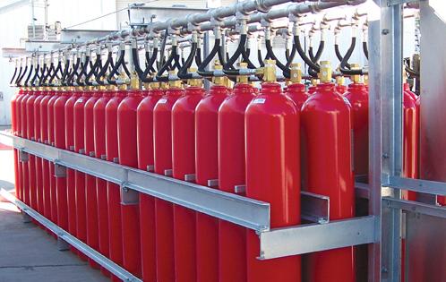 Gaseous Fire Suppression Systems 3m Novec 1230 Fm 200