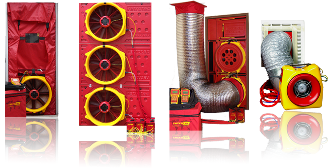 Vigilant facility managers take their duty of care seriously and checks that all parts of the fire detection and suppression system are ready to respond to ...  sc 1 st  Gielle & Room integrity testing door fan test blower door test